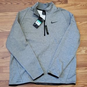 Nike Mens pullover quarter zip size XL